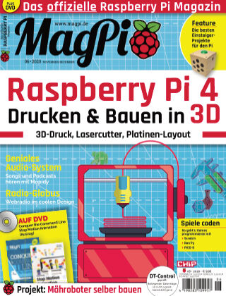 MagPi 06-2020