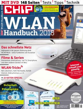 CHIP Sonderhefte WLAN Handbuch 2018