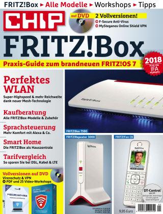 CHIP Sonderhefte FritzBox