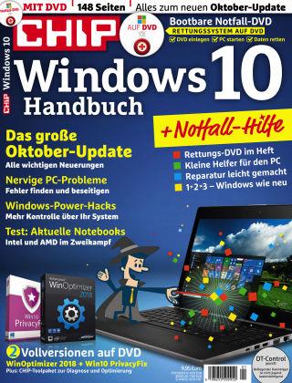 CHIP Sonderhefte Windows 10 Handbuch
