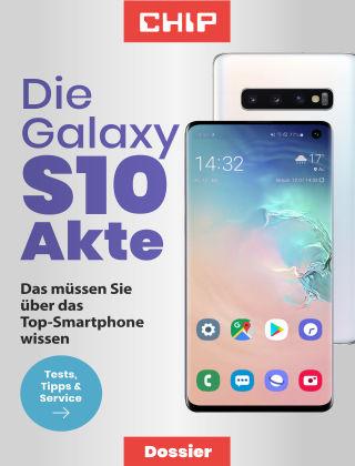CHIP Sonderhefte Die Galaxy S10 Akte