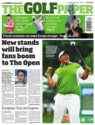 The Golf Paper  22nd April 2015