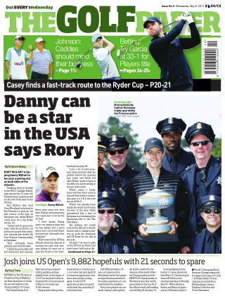The Golf Paper  6th May 2015