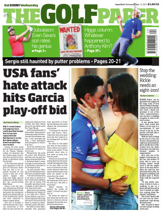 The Golf Paper  13th May 2015