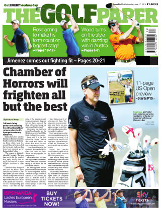 The Golf Paper  17th June 2015
