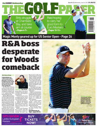 The Golf Paper  24th June 2015