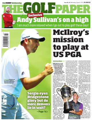 The Golf Paper  5th August 2015