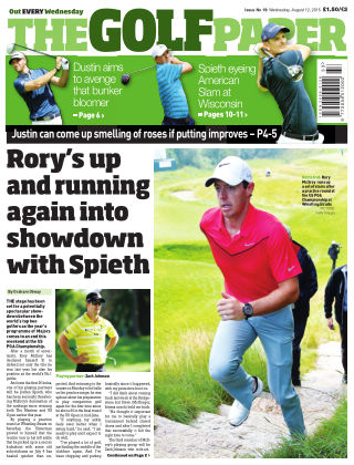 The Golf Paper  12th August 2015
