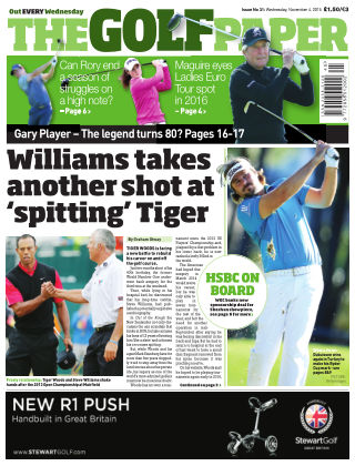 The Golf Paper  4th November 2015