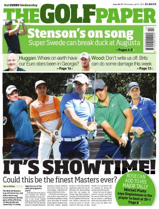 The Golf Paper  6th April 2016