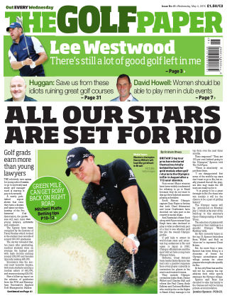 The Golf Paper  4th May 2016