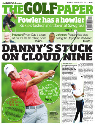 The Golf Paper  18th May 2016