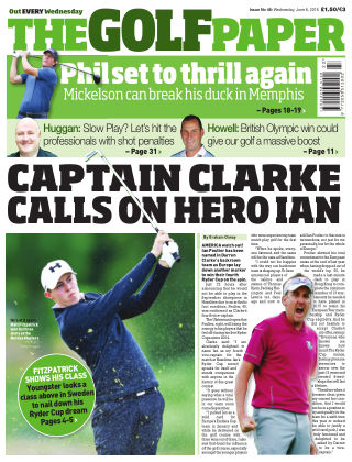 The Golf Paper  8th June 2016