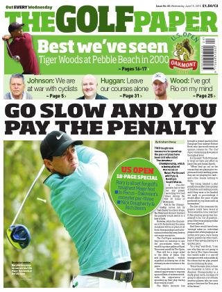 The Golf Paper  15th June 2016
