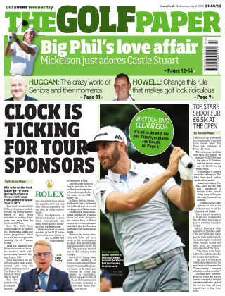 The Golf Paper  6th July 2016