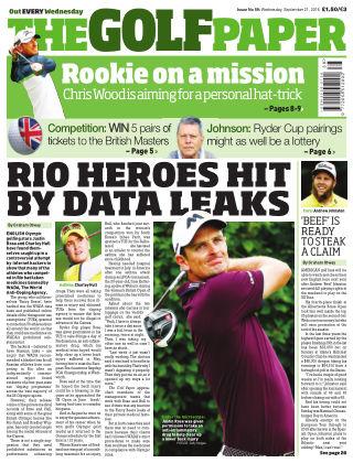 The Golf Paper  21st September 2016