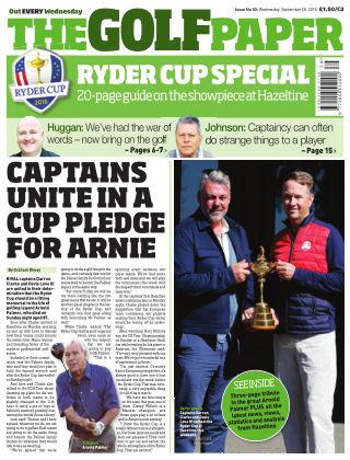 The Golf Paper  28th September 2016