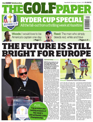 The Golf Paper  5th October 2016