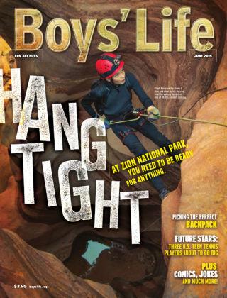 Boys' Life June 2015