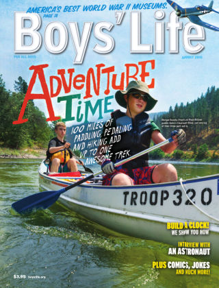 Scout Life August 2015