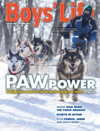 Boys' Life December 2015
