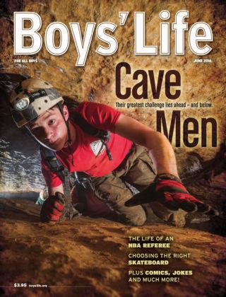 Boys' Life June 2016
