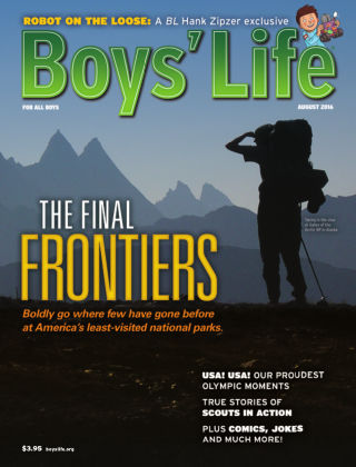 Scout Life August 2016
