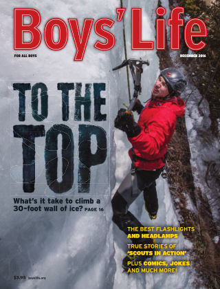 Scout Life December 2016