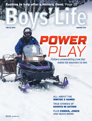 Boys' Life January 2017