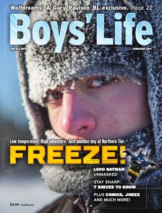 Boys' Life Boys' Life Feb. 2017