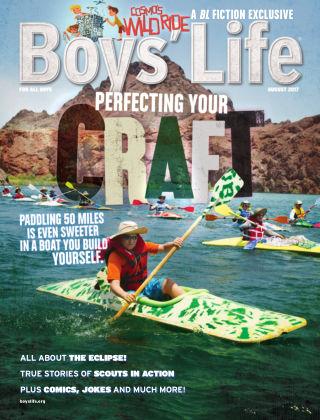 Boys' Life 2017-07-24