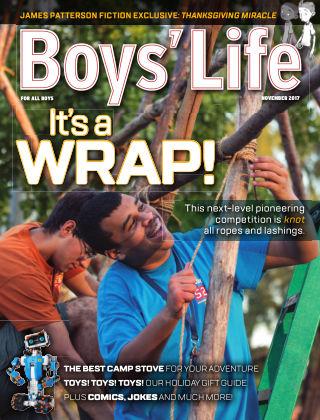 Boys' Life 2017-10-23