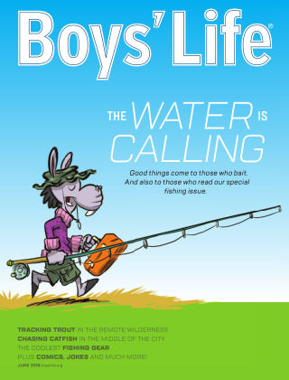 Boys' Life June 2018