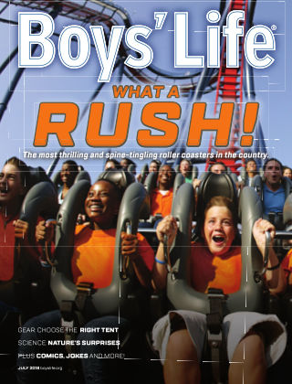 Boys' Life July 2018