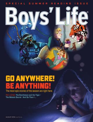 Boys' Life August 2018