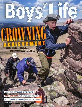 Scout Life April 2019