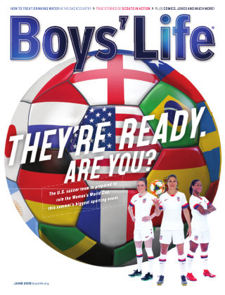 Boys' Life June 2019