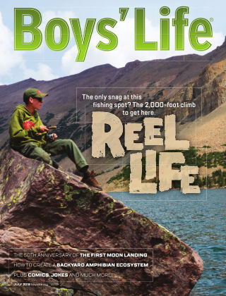 Boys' Life July 2019
