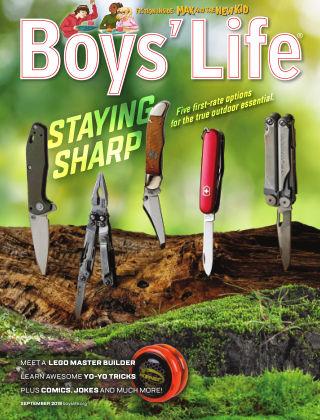 Boys' Life September 2019
