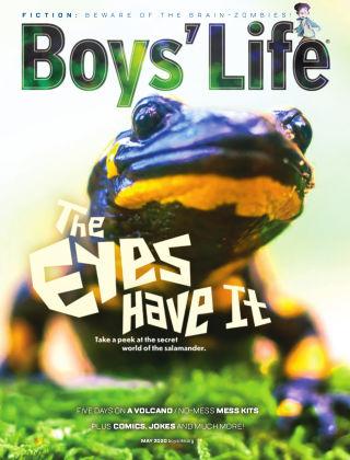 Boys' Life May 2020