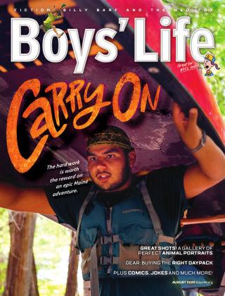 Boys' Life August 2020
