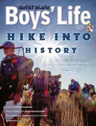 Boys' Life October 2020