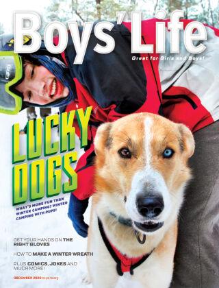 Boys' Life December 2020