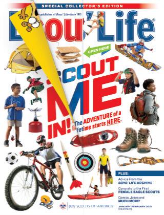 Scout Life Jan/Feb 2021