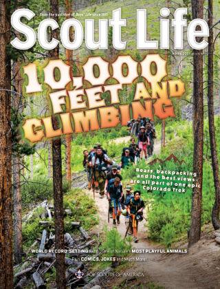 Scout Life April 2021