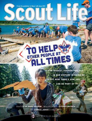 Scout Life May 2021