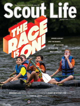 Scout Life August 2021