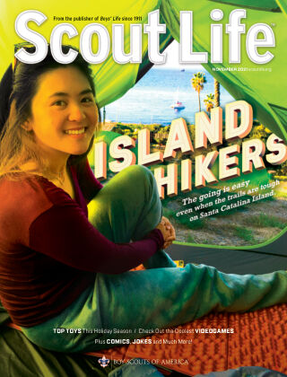 Scout Life November 2021