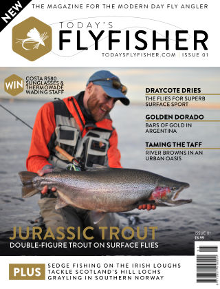 Today's Fly Fisher Issue1