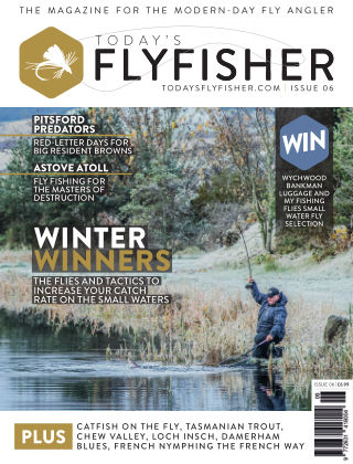 Today's Fly Fisher Issue 6